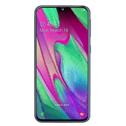 Телефон Samsung A405F/DS Galaxy A40 64Gb Black фото