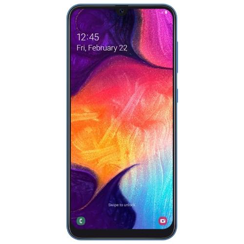 Телефон Samsung A505F/DS Galaxy A50 128Gb Blue фото