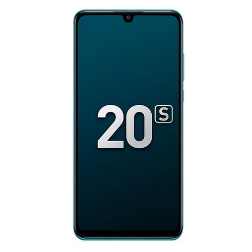 Телефон Honor 20S 128Gb Ram 6Gb Peacock Blue фото